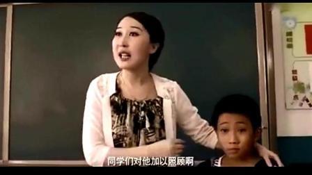 """小明滚出去! 老师说明天全班穿校服, 小明真穿""""孝服""""来了"""