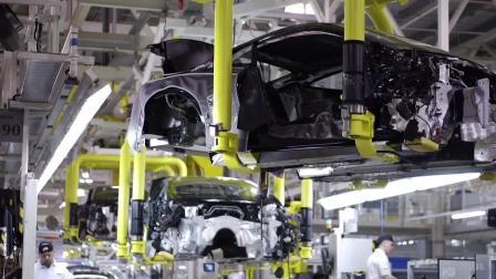 汽车工厂: 2018阿斯顿马丁组装生产线 Aston Martin
