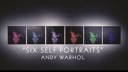 佳士得伦敦战后及当代艺术晚间拍卖呈献安迪·沃荷《六幅自画像》