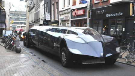 世界上最奢侈的公交车, 售价超千万, 坐一次多少钱?