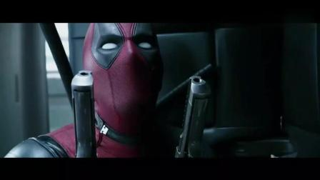 死侍电影混剪, 这个超级英雄有点贱