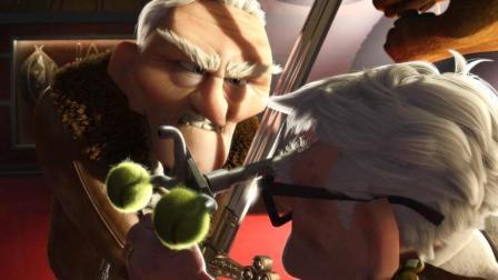 皮克斯动画工作室高分动画电影之《飞屋环游记》-以暴制暴