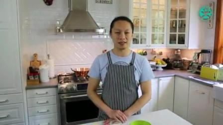 八寸慕斯蛋糕的做法 怎么裱花蛋糕 烤箱如何做蛋糕