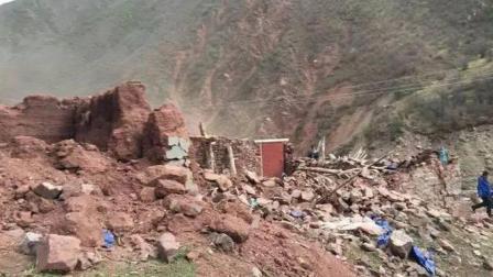 8斗传媒 谢通门县发生4.5级地震