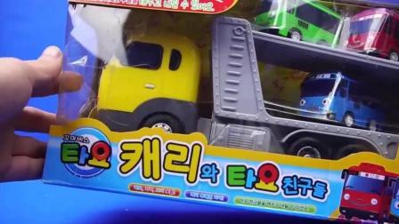 泰路小巴士 TAYO玩具