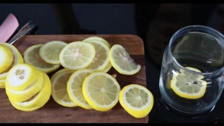 这才是柠檬水的正确泡法, 喝了能美白减肥, 很多人不知道