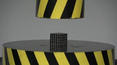 当液压机遇上钕磁铁会碰撞出什么样的火花呢? 让我们一起看看吧!
