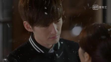 张翰和美女激吻情景, 赵丽颖现场看到流泪, 一气之下直接跑掉了