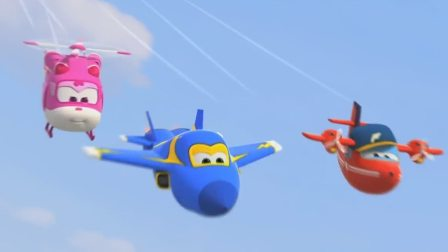 【笨蛋爸爸】超级飞侠3★乐迪送快递小爱来帮忙★超级飞侠救援队