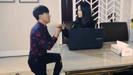 陈翔六点半: 为了对付老婆爱花钱, 老公想出这种招数!