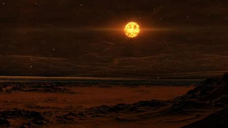 这颗类地行星真惨, 绕着比太阳大300多万倍的恒星参宿四!