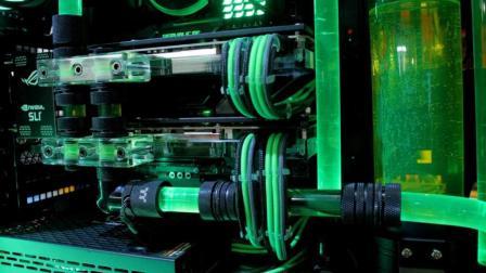 详细解说: 水冷游戏电脑, 组装过程!