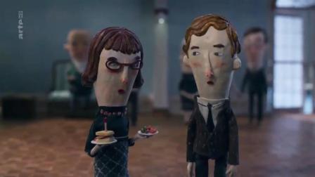 奥斯卡最佳动画提名短片, 父子间深沉又无言的爱《负空间》