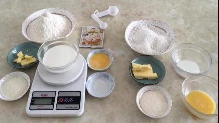 海氏烤箱烘焙教程_烘焙生日蛋糕制作视频教程_蛋糕裱花教学视频把饼干画成热狗