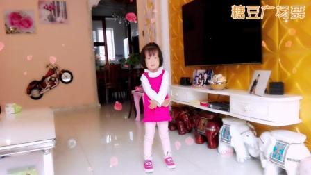 三岁萌宝跳爵士舞, 这跳的有模有样