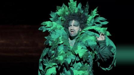 黑人不懂歌剧, 看到一颗会唱歌的树, 直接笑喷!