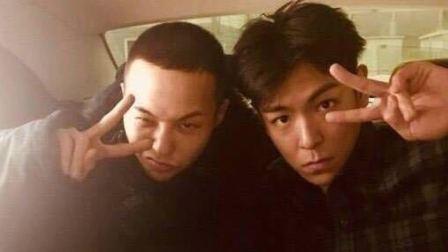全娱乐早扒点 2018 3月 TOP服兵役休年假只为送GD入伍