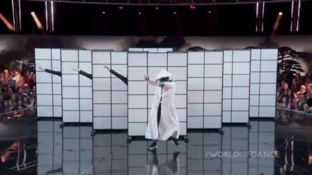这就是街舞, 第二集大神何展成(Jawh Ha), 忍者舞完整版