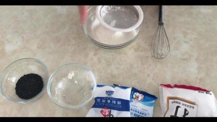烘焙工艺实训教程_蛋糕的烘焙视频教程_淡奶油蔓越莓奶酪包的制作方法