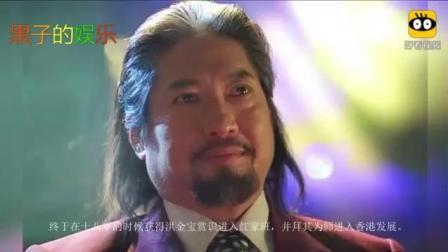 李连杰死对头, 曾重伤甄子丹, 刘亦菲现场落泪认其为干哥哥