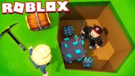 【Roblox挖矿模拟器】获得超萌宠物! 我的世界挖矿地心历险记! 小格解说 乐高小游戏