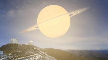 美还是可怕? 当月球被太阳系其他行星替代后的天空