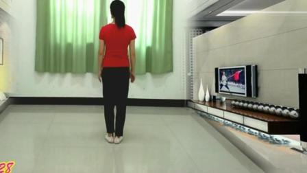 鬼步舞八字平移分解 60岁的大爷大妈们学鬼步舞教程初级鬼步舞教学 鬼步舞广州培训