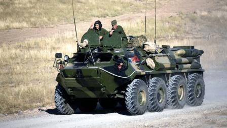能抵御核武和生化武器, 俄罗斯最新装甲车能有效抵御目前人类武器攻击