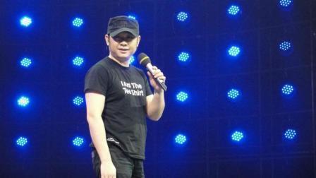刀郎最新北京演唱会现场, 十万人等刀郎出场