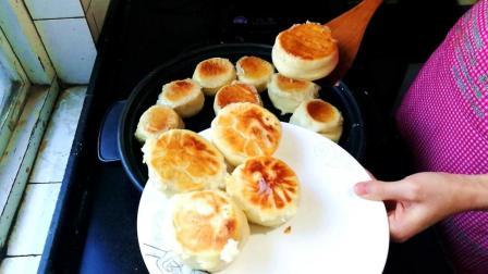 北方特色面食红豆包新做法, 厨娘详细讲解, 太有食欲了, 看饿了!