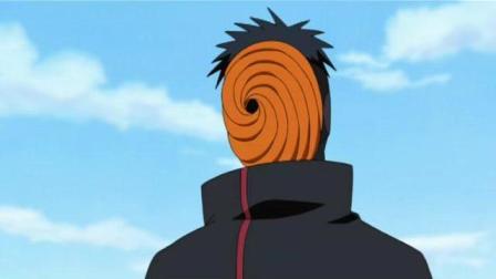 火影忍者晓组织面具男正式放下阿飞的身份亮出写轮眼表明立场