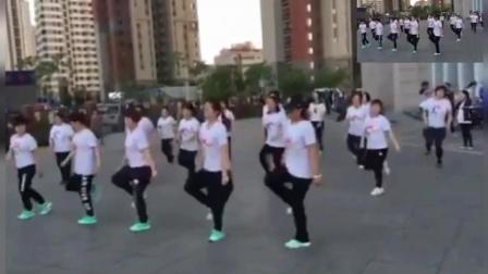 鬼步舞教学基础舞步 鬼步舞高清视频 大妈广场舞鬼步舞教学