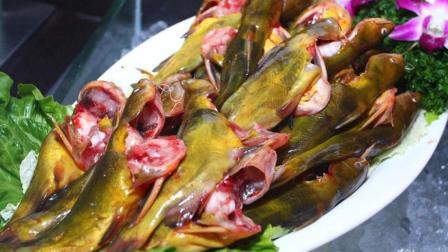 这道水煮活鱼在鼎盛时期, 车队排长龙, 吃饭要抢桌子, 至今经久不衰, 成为传奇名菜