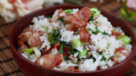 一碗触动灵魂的上海菜饭, 见菜饭如见亲人, 一个电饭煲搞定!
