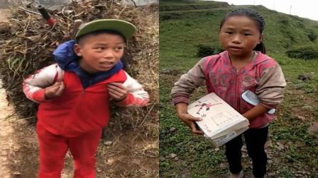 四川大凉山的这群孩子, 喝穿都成问题, 脸上没有一天是干净的!