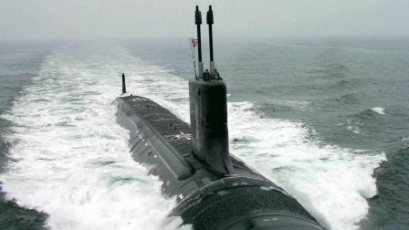 美国首艘核潜艇莫名沉入海底, 160名官兵无一生还, 22枚核弹消失