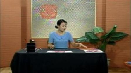 剪纸教学视频 五角星、五角团花