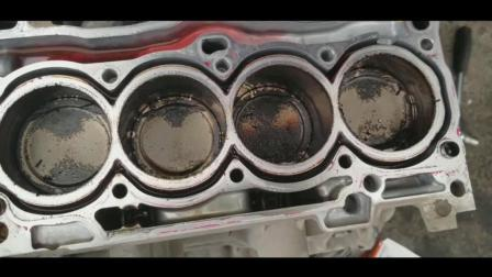 大众汽车EA211发动机维修实拍: 很简单啊, 为什么我们造不出?