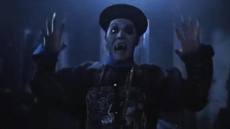 英叔、洪金宝1990年的港片《鬼咬鬼》, 经典中的经典!
