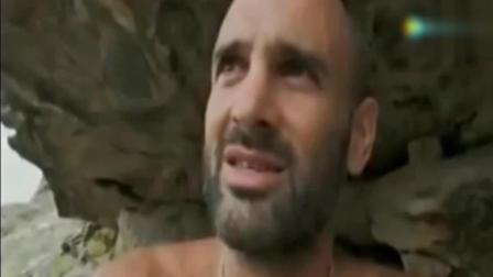 荒野求生: 德爷求生最后一天大吃一顿, 要回家了, 自我感觉很满意