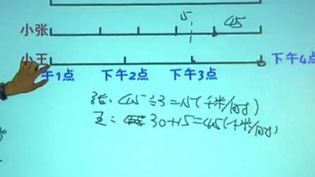 小学四年级奥数题, 计算与讲解