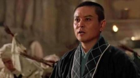 此人在《倚天屠龙记》中是二流配角, 可在梁羽生小说中则成武林至尊