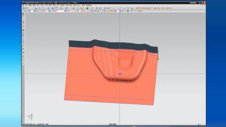 五金模具设计之——福特汽车后门内板零件工艺排样B