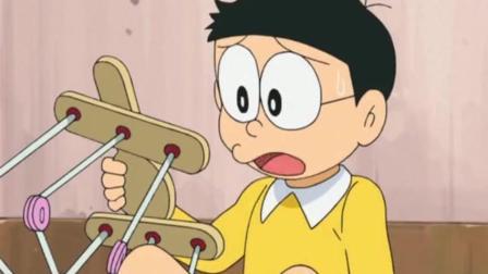 哆啦A梦给大雄做了一套运动设备, 可是结果却根本停不下来