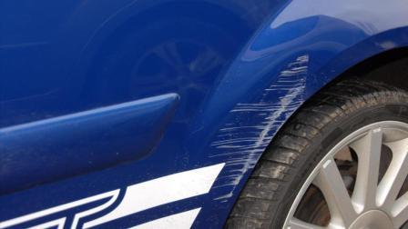 汽车有划痕不用再担心! 一块抹布3秒即可搞定!