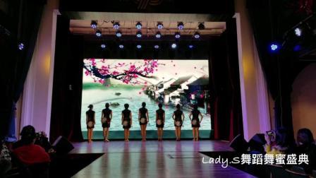 青岛舞蹈青岛古典舞专业艺考培训古典舞舞蜜盛典《花间梦》