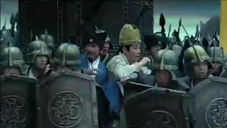 美国队长穿越了, 大战中国古代军队, 战况很激烈