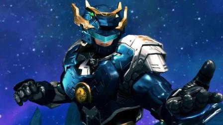 超兽武装: 狮王霸气侧漏, 超兽战队火麟飞直接跑路, 不敢正面迎战