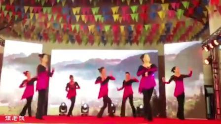2018舞蹈微课堂学员表演电影《芳华》舞蹈沂蒙颂片段, 成年人舞蹈