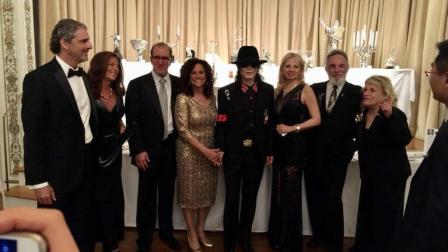 特朗普私人庄园举办慈善晚宴, 河南小伙王杰克逊受邀参加
